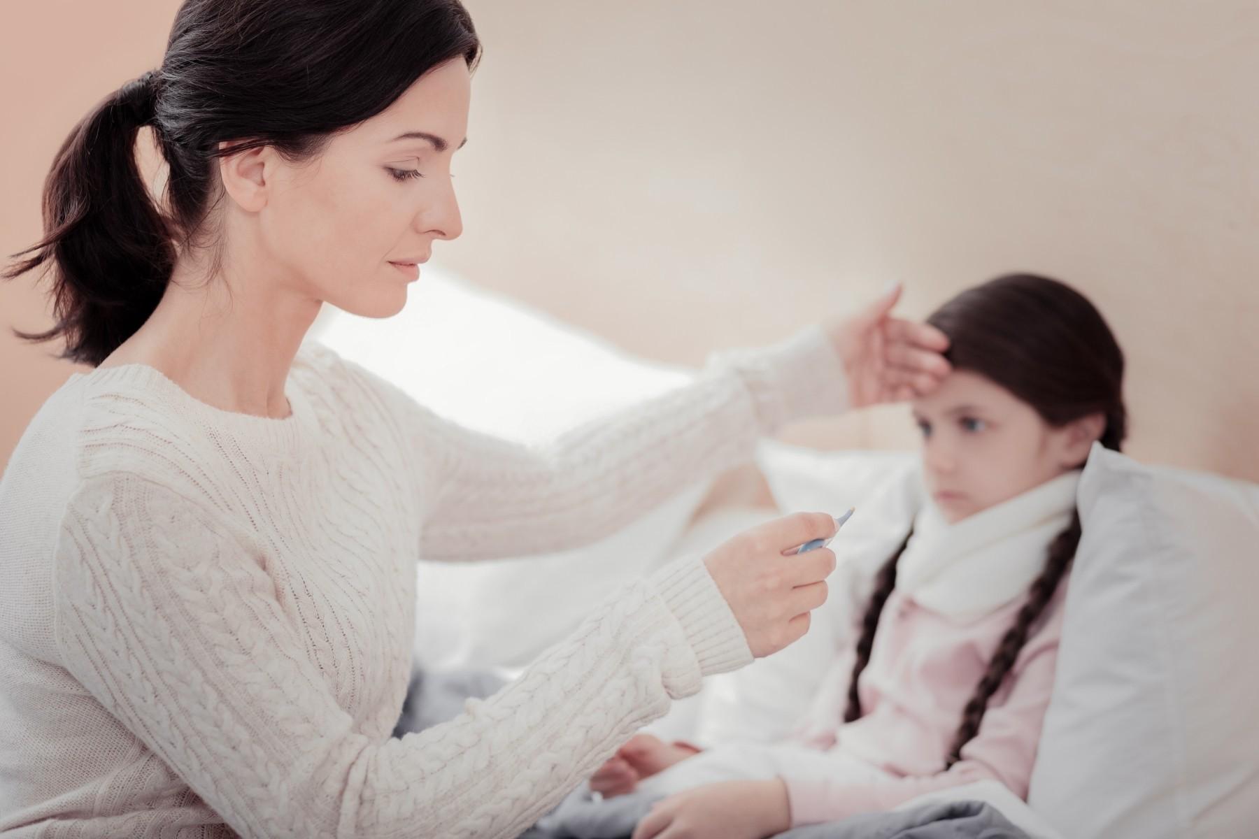 У ребенка ОРВИ. Что нужно знать маме?